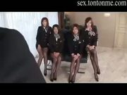 stewardess sex party orgy1