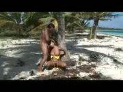 Daria Glover anal at beach