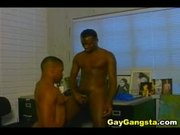 Gay Black Hole Fucking At The Office