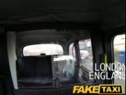 FakeTaxi Ranchy cab driver fucks girl with tattoos