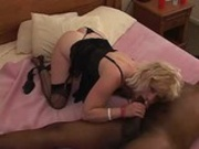 Old wife cuckolding