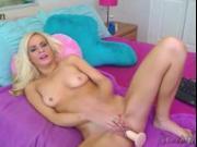 American drean petite blonde Vivian
