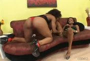 Misty Stone and Lavish Styles
