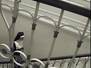 Slutty nun riding her cardinal