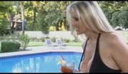 MILF Fucked By The Pool