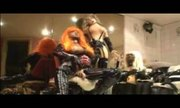 Roxina2010 Latex Bitch Orange Hair230210 XXXXL