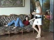 Russian lesbian teens