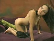 CYTHERIA - The Squirting & 'convulsing' Queen ATD - scene 1