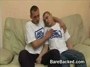 Gay Blow Job Raw Bareback