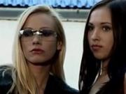 Alexa May, Claudia Ferrari and Sandy in 'Alexandra'