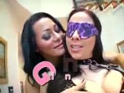 Sandra Romain and Gianna Michaels