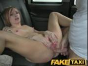 FakeTaxi Woman fucks on cam for boyfriend to watch