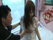Chinese girl in JAPAN AV