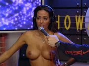 Rita G in Howard Stern show
