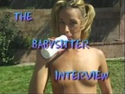 hot babysitter