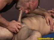 Bisexual Guido Rubbed Sucked