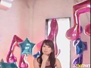 AzHotPorn.com - Current TV Idol Blitz AV Debut