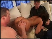 Hot Russian Threesome