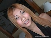 Hot Asian Slut Gets Two Cocks