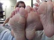 Bi foot freaks suck and sniff toes
