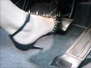 Have You Ever Seen Sexy Spiked High Heels Rev An Engine?