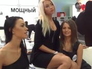 Beautiful Russian girls in expensive fetish shoes