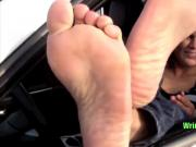 Eager to Please Mature Foot Fetish Momma