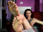 italian mature tramples penis pillow