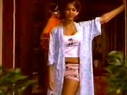 Jessica Alba In Idle Hands answering The Door