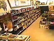 Spycam Captures Nude Girl In Store
