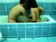 Married Couple Hng Great Sex In Bath
