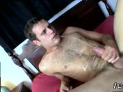 Porn clips nude gay men first time Jimmy is fellating Tucker's stiffy as