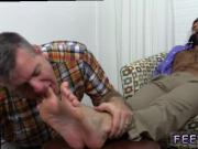 Male foot cum movies and skinny feet fetish movie gay Chase is one of the