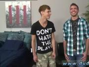 Teen gay boy sex hairless first time Sam and Jordan leap right in and