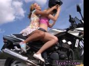 Teen swinger foursome first time Young lesbian biker girls