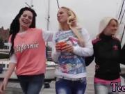 Lesbian brazilian huge clit A insatiable boat trip