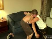 Pan gets pounded gay porn movies Kelly & Grant - Undie Wrestle