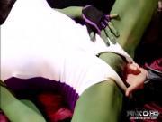 Green gobbler