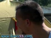 Movie of two men having gay sex in water full length Camp-Site Anal