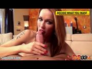 Hot POV Sex with Stacy Silver at Saboom