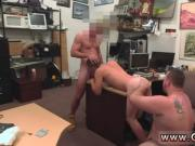 Straight men taking a dildo gay first time Guy completes up with anal