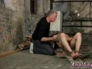 Sexy gay bondage gay sex movies clips British twink Chad Chambers is his