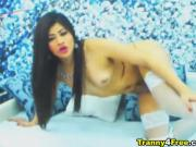 Beautiful Pinay Beauty on Horny Webcam Show