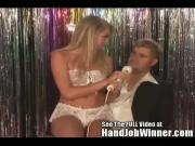Brynn Tyler Gives a Hand Job!