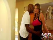 Hot Babe Maya Hills gets her pussy banged hard