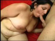 Sexy fat whore having her pussy fucked