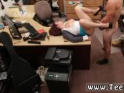 Ava addams public MILF sells her husband's stuff for bail $$$