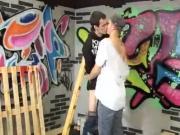 Twinks Peter and Zdeno Bareback Fuck
