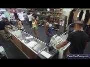 Black bf pawns his gf at the pawnshop