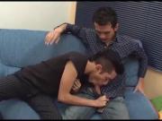 Latin Twinks Damian and Tito Bareback Fuck